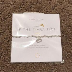 Katie Loxton Tiara Bracelet NWT